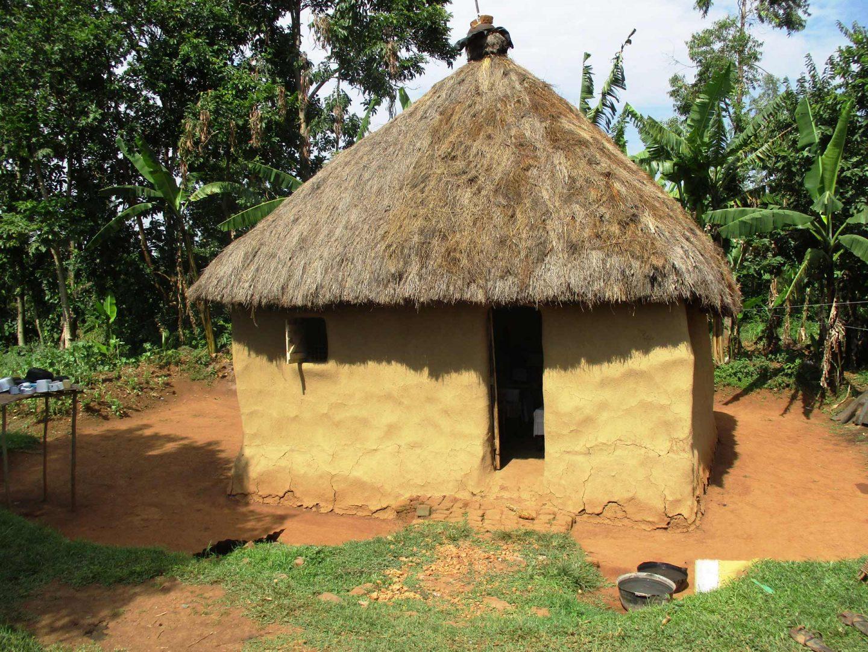 Kenyan home