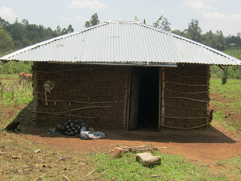 Work completed by the Kenya Hope Charity